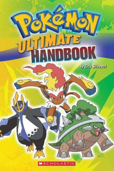 Pokemon Ultimate Handbook (Paperback)