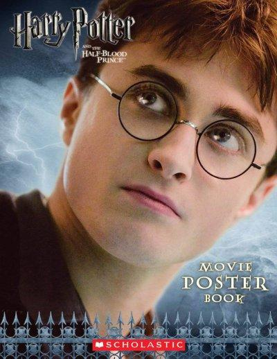 Harry Potter and the Half-Blood Prince Movie Poster Book (Paperback)