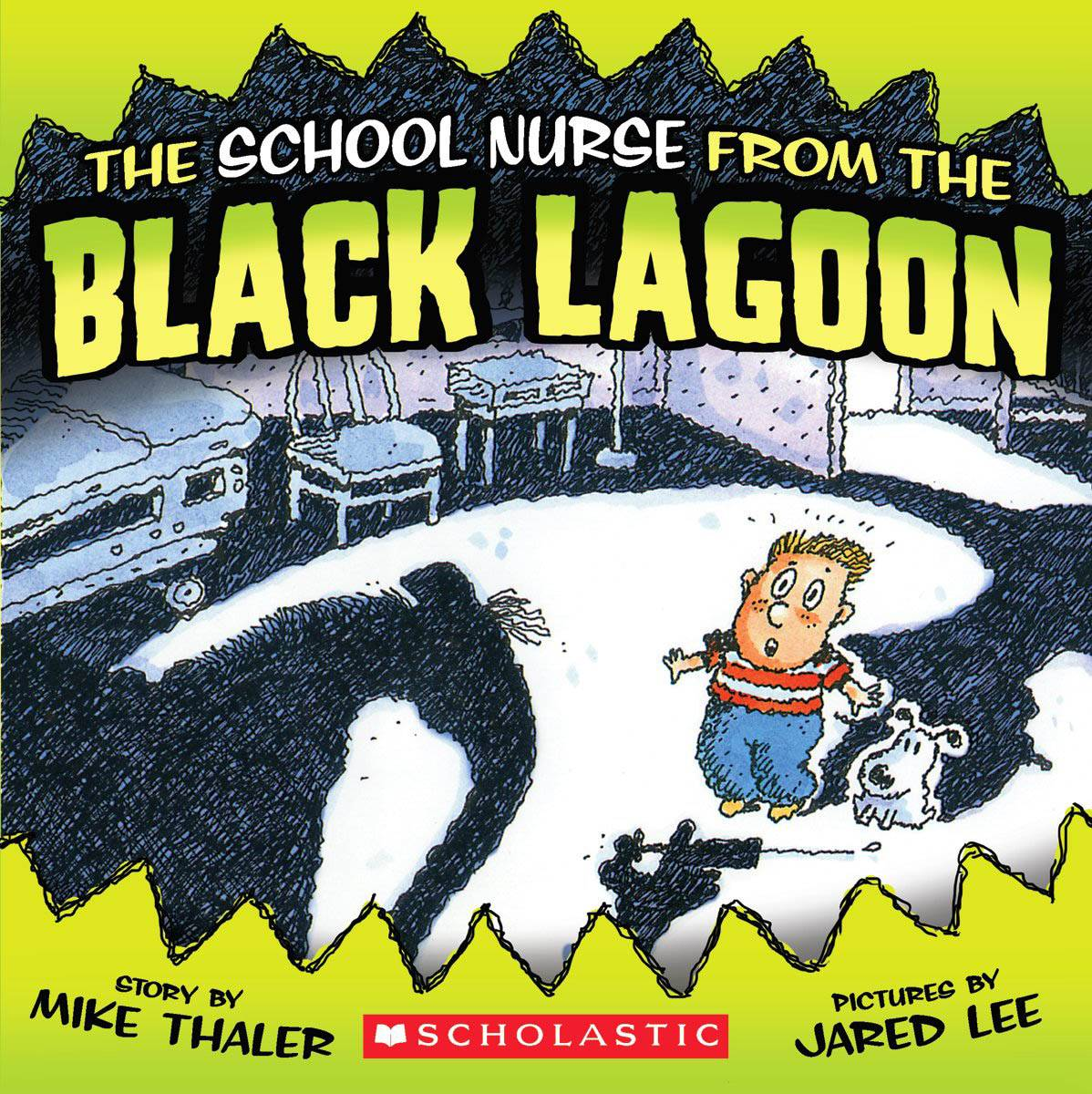 The School Nurse from the Black Lagoon (Paperback)