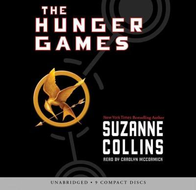 The Hunger Games: Library Edition (CD-Audio)