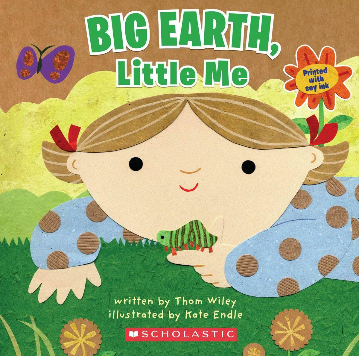 Big Earth, Little Me (Paperback)