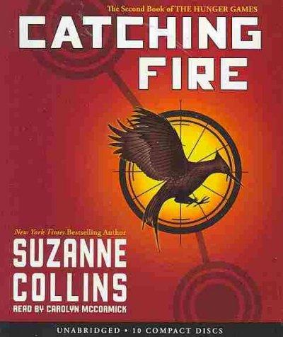 Catching Fire (CD-Audio) - Thumbnail 0