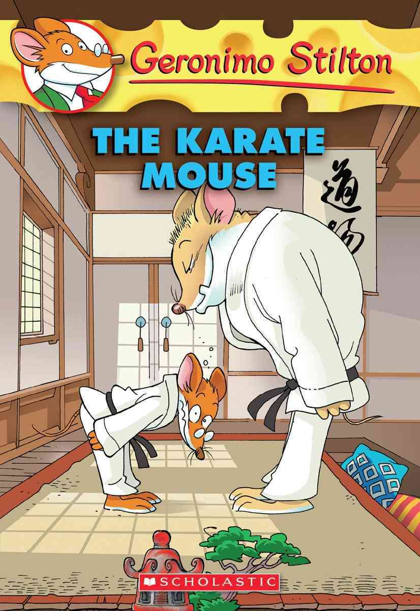 The Karate Mouse (Paperback)