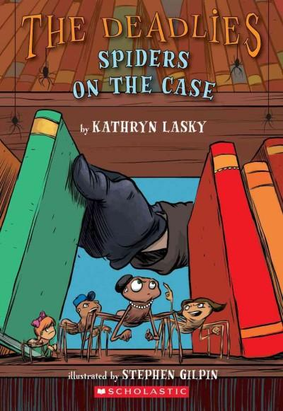 Spiders on the Case (Paperback)