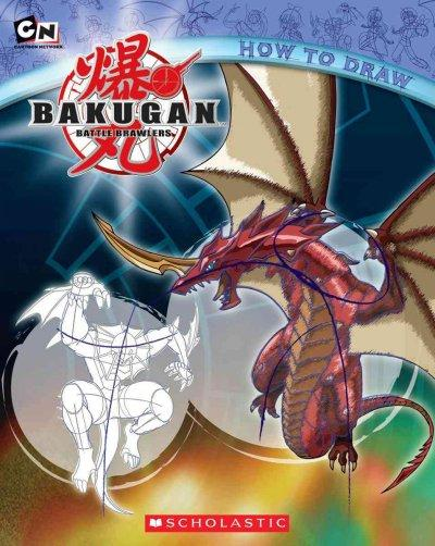 Bakugan Battle Brawlers How To Draw (Paperback)