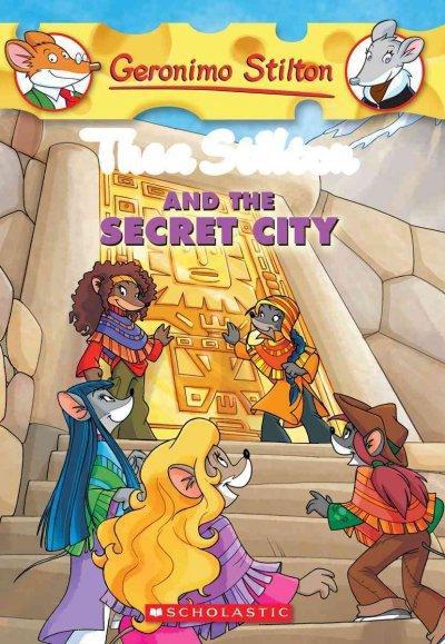 Thea Stilton and the Secret City (Paperback)