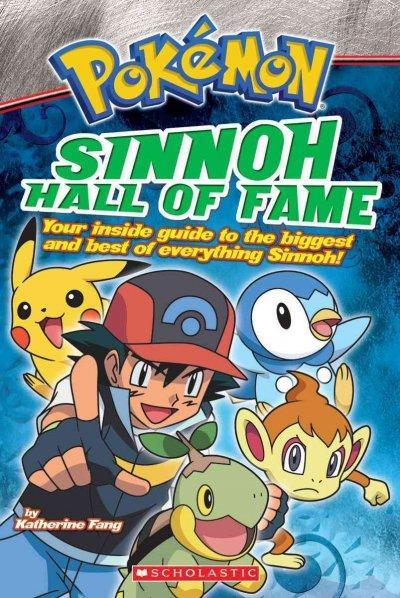 Sinnoh Hall of Fame (Paperback)