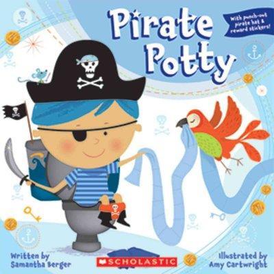 Pirate Potty (Paperback)
