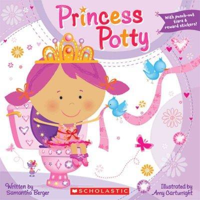 Princess Potty (Paperback)