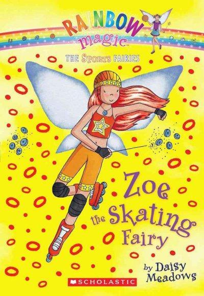 Zoe the Skating Fairy (Paperback)