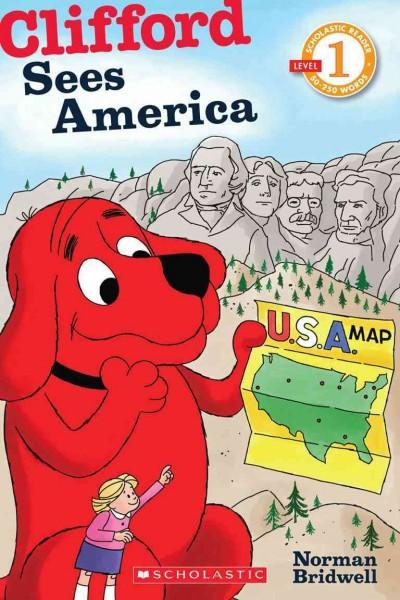 Clifford Sees America (Paperback)