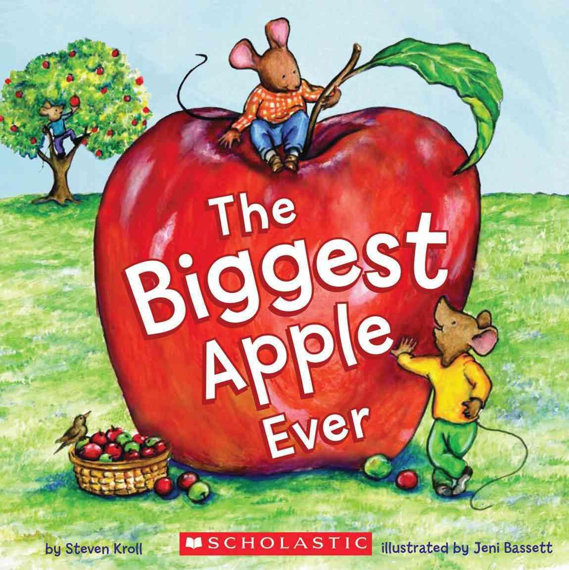 The Biggest Apple Ever (Paperback)