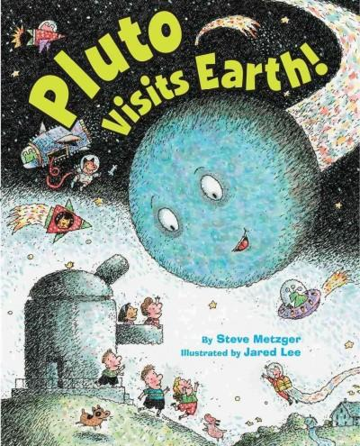 Pluto Visits Earth! (Hardcover)