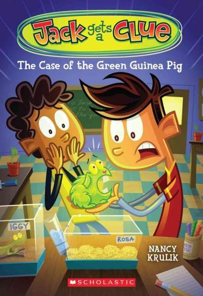 The Case of the Green Guinea Pig (Paperback)
