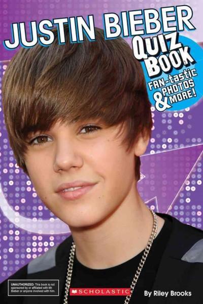 Justin Bieber Quiz Book (Paperback)