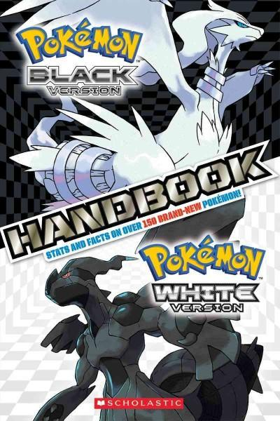 Pokemon: Black Version, White Version Handbook (Paperback)