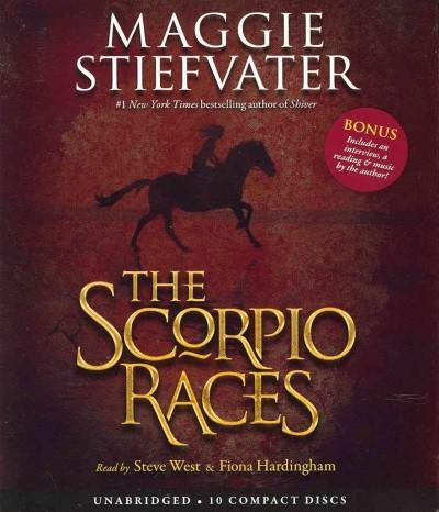 The Scorpio Races (CD-Audio)