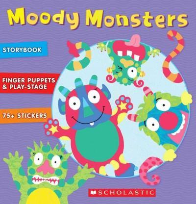 Moody Monsters (Hardcover)