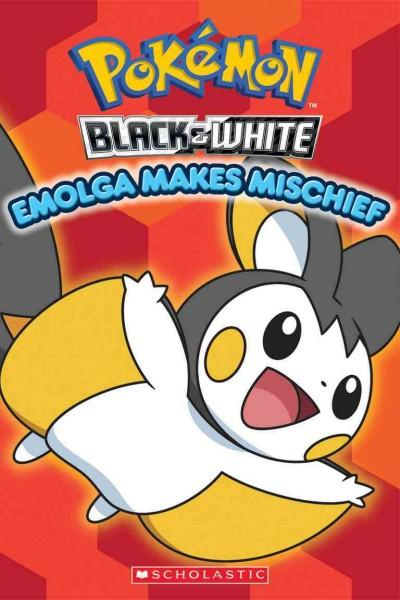 Emolga Makes Mischief (Paperback)