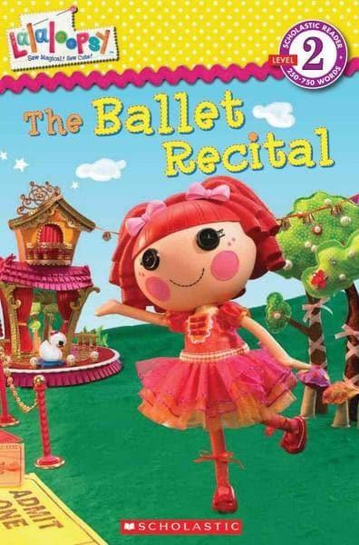 The Ballet Recital (Paperback)