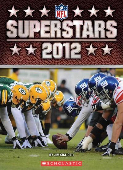 NFL Superstars 2012 (Paperback)