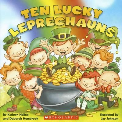 Ten Lucky Leprechauns (Paperback)