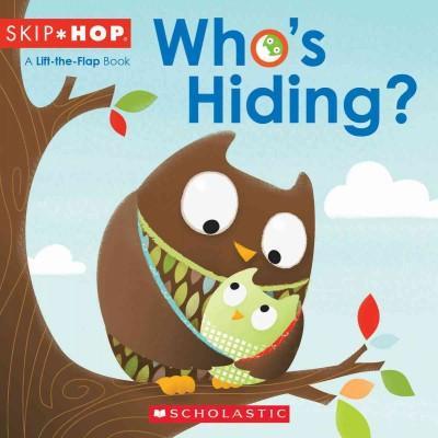 Who's Hiding? (Board book)