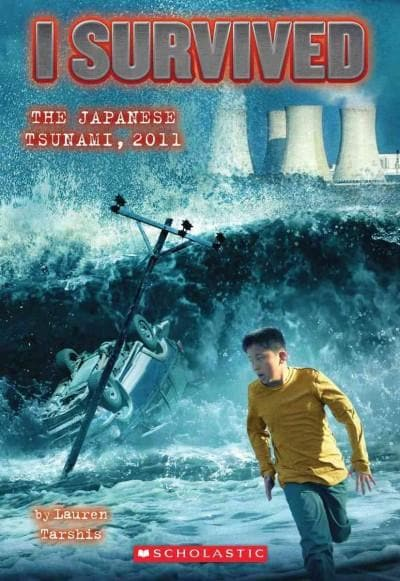 I Survived the Japanese Tsunami, 2011 (Paperback)