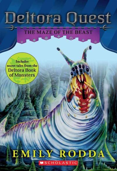 The Maze of the Beast (Paperback)
