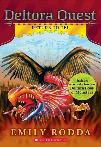 Return to Deltora (Paperback)