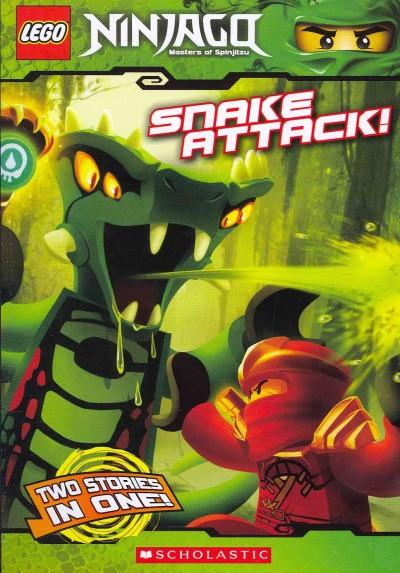 Snake Attack! (Paperback)