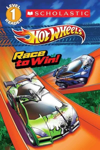 Race to Win! (Paperback)
