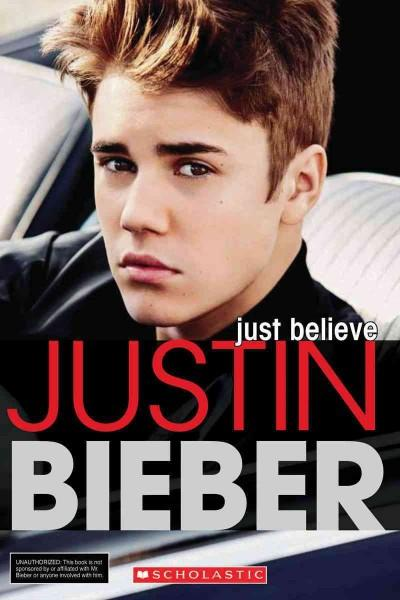 Justin Bieber: Just Believe (Paperback)
