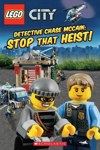 Stop That Heist! (Paperback)