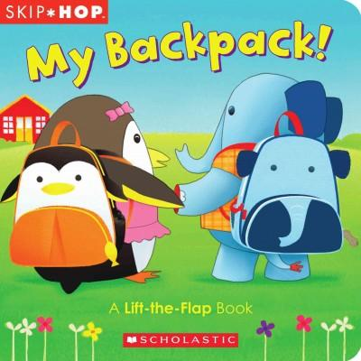 My Backpack! (Board book) - Thumbnail 0