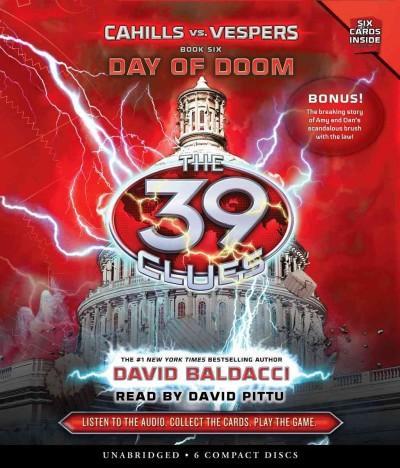 Day of Doom (CD-Audio)