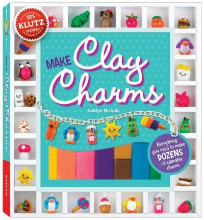 Make Clay Charms (Paperback)