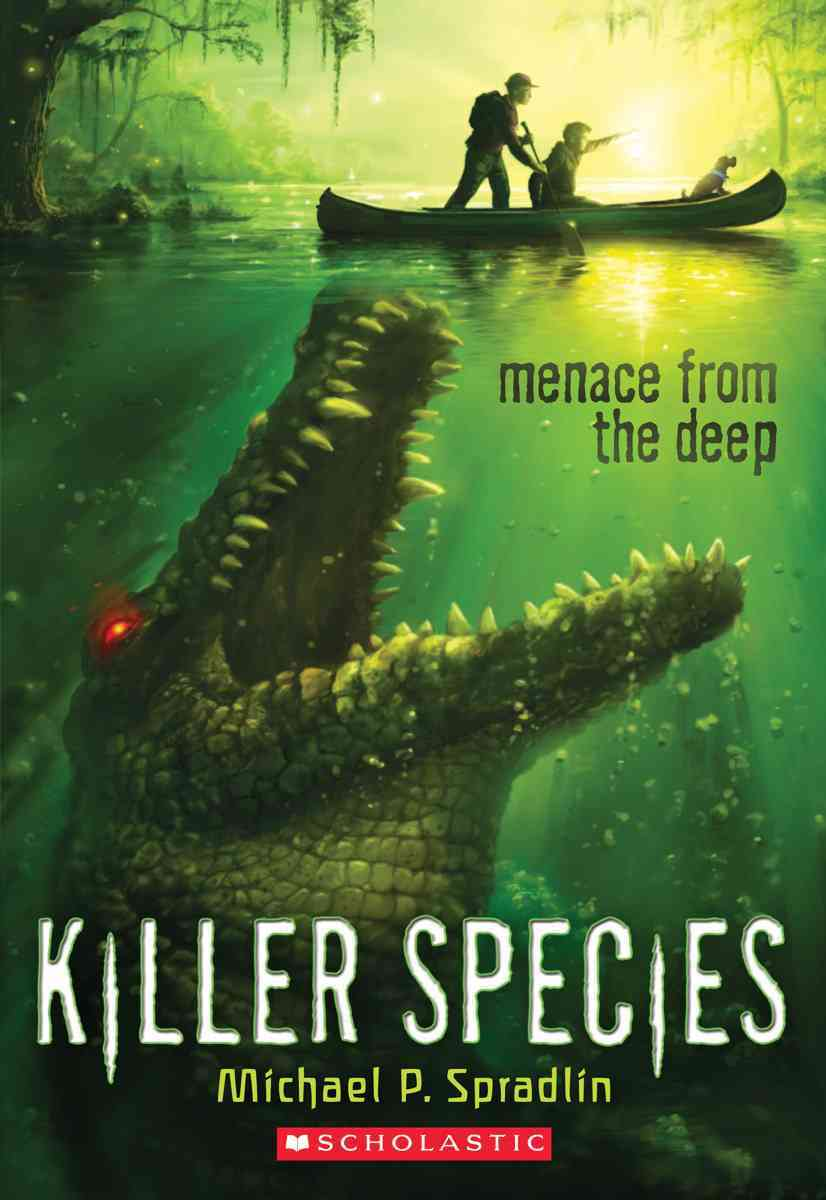 Menace from the Deep (Paperback)