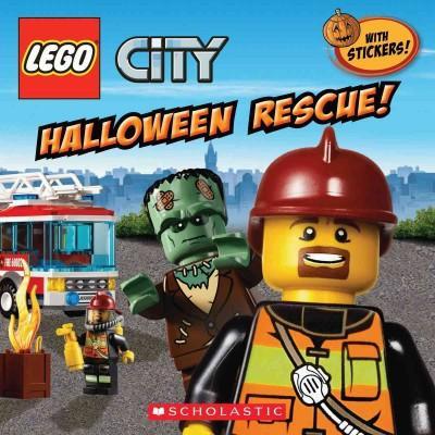 Halloween Rescue (Paperback)