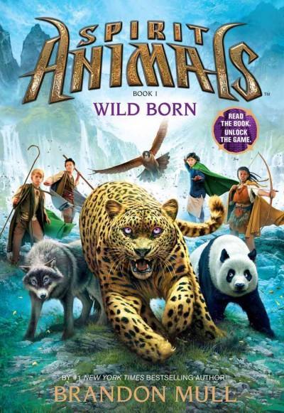 Wild Born (Hardcover)
