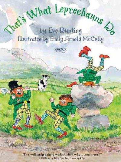 That's What Leprechauns Do (Paperback)