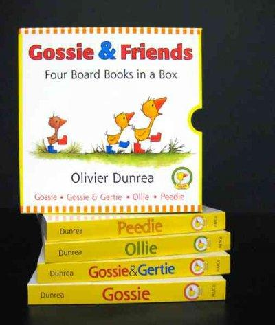 Gossie and Friends (Board book)