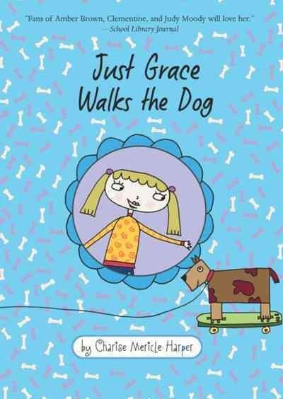 Just Grace Walks the Dog (Paperback)