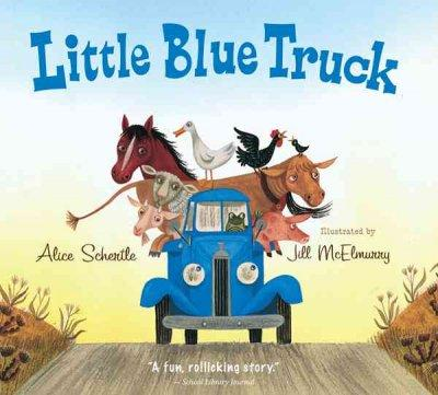Little Blue Truck (Board book)