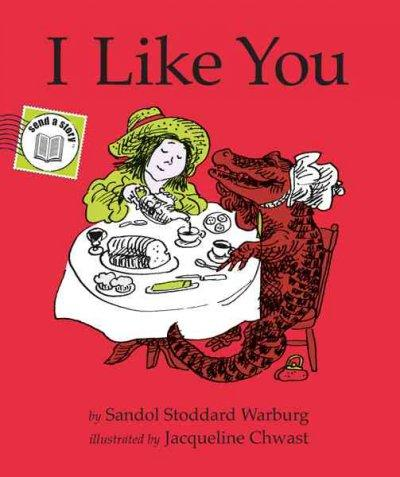 I Like You (Paperback) - Thumbnail 0