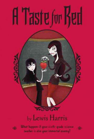 A Taste for Red (Paperback)