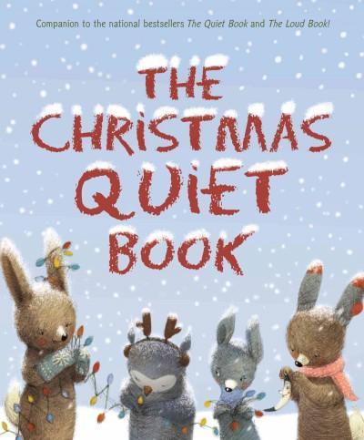 The Christmas Quiet Book (Hardcover)