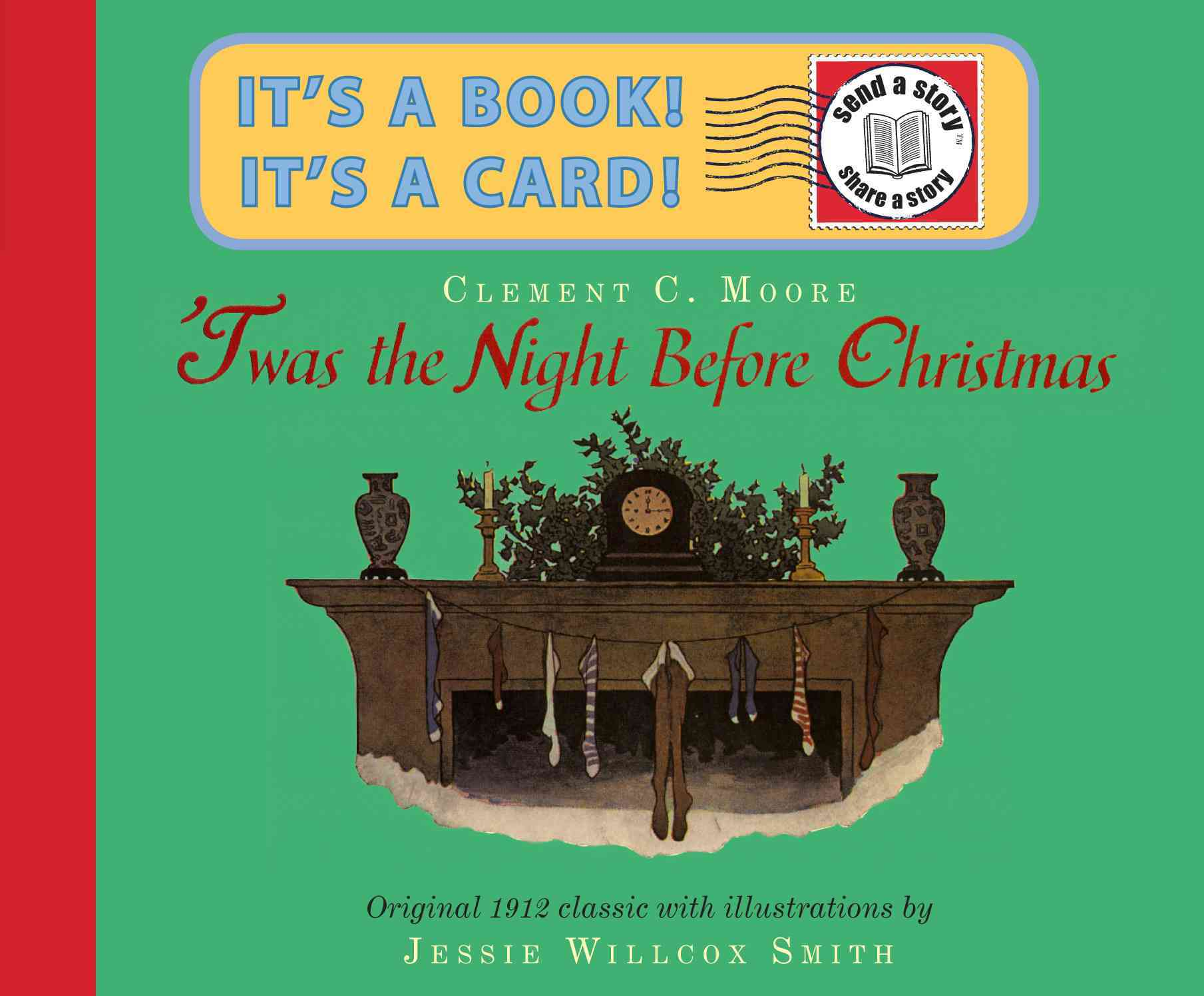 Twas the Night Before Christmas: A Visit from St. Nicholas (Paperback)