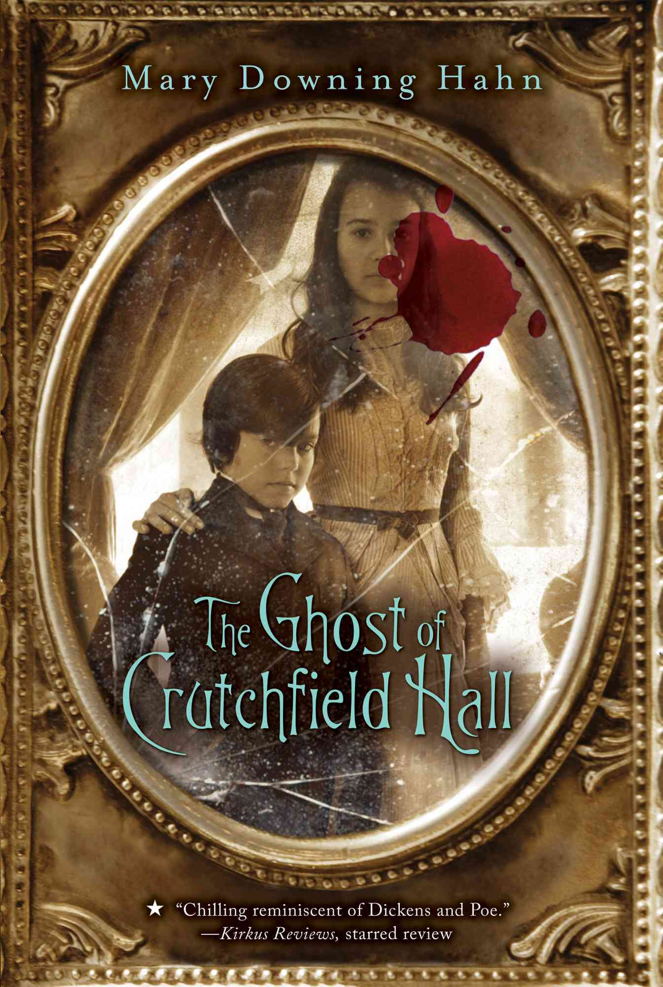 The Ghost of Crutchfield Hall (Paperback)