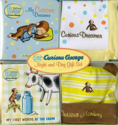 Curious Baby Night and Day Gift Set (Board book)